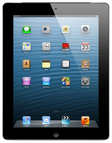 iPad con display Retina