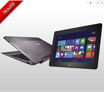 Asus Vivo Tab RT (Windows 8 RT)